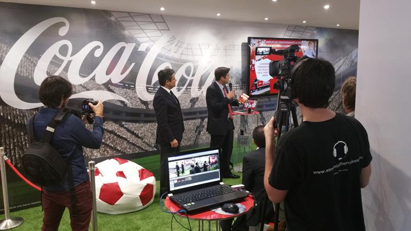 Coca Cola Alimentaria 2016