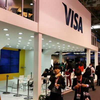 VISA , Mobile World Congress