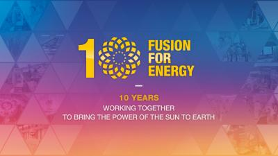 Emision en streaming de Jornada Fusion For Energy en el CCIB