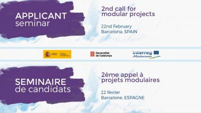 Applicant Seminar 2nd call for proposals - Barcelona - Palau de Pedralbes