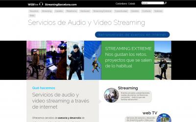 Nuevo video  StreamingBarcelona
